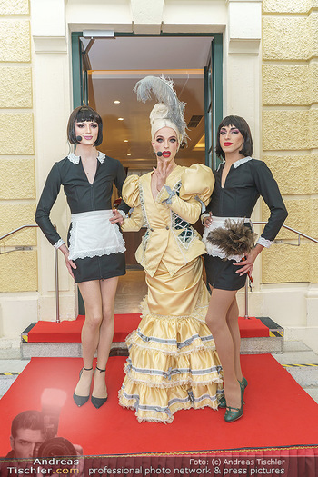 Sissi´s Royal Brunch - Cafe Schönbrunn, Wien - So 06.06.2021 - Tamara MASCARA8