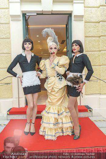 Sissi´s Royal Brunch - Cafe Schönbrunn, Wien - So 06.06.2021 - Tamara MASCARA9