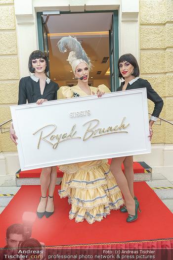 Sissi´s Royal Brunch - Cafe Schönbrunn, Wien - So 06.06.2021 - Tamara MASCARA11