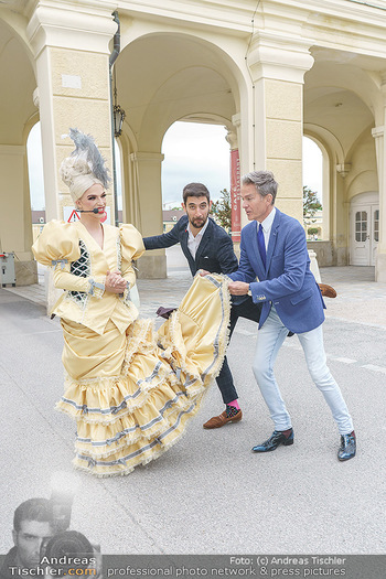 Sissi´s Royal Brunch - Cafe Schönbrunn, Wien - So 06.06.2021 - Alfons HAIDER, Tamara MASCARA, Dimitar STEFANIN21