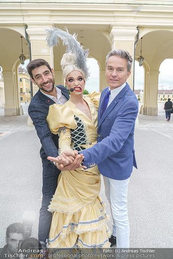 Sissi´s Royal Brunch - Cafe Schönbrunn, Wien - So 06.06.2021 - Alfons HAIDER, Tamara MASCARA, Dimitar STEFANIN26