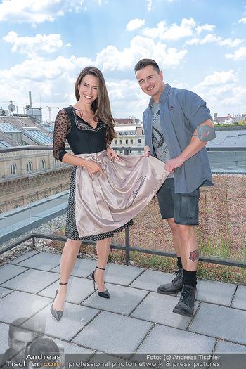 Andreas Gabalier für OTTO - K47, Wien - Di 08.06.2021 - Andreas GABALIER, Kimberly BUDINSKY14
