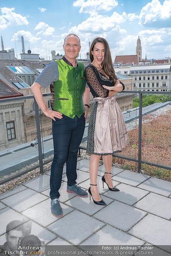 Andreas Gabalier für OTTO - K47, Wien - Di 08.06.2021 - Kimberly BUDINSKY, Harald GUTSCHI17