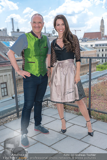 Andreas Gabalier für OTTO - K47, Wien - Di 08.06.2021 - Kimberly BUDINSKY, Harald GUTSCHI18