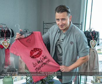 Andreas Gabalier für OTTO - K47, Wien - Di 08.06.2021 - Andreas GABALIER29