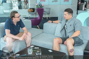 Andreas Gabalier für OTTO - K47, Wien - Di 08.06.2021 - Andreas GABALIER im Interview mit Thomas HANGWEYRER30
