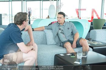 Andreas Gabalier für OTTO - K47, Wien - Di 08.06.2021 - Andreas GABALIER im Interview mit Thomas HANGWEYRER31