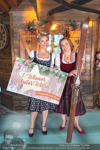Fototermin 1. Wiener WinterWiesn - Bettelalm, Wien - Di 08.06.2021 - Kristina SPRENGER, Claudia WIESNER17