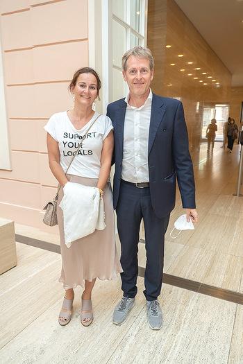 Xenia Hausner Empfang - Albertina, Wien - Di 08.06.2021 - 9