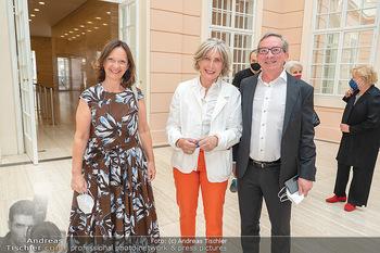 Xenia Hausner Empfang - Albertina, Wien - Di 08.06.2021 - 18
