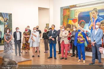 Xenia Hausner Empfang - Albertina, Wien - Di 08.06.2021 - 22