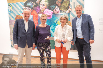 Xenia Hausner Empfang - Albertina, Wien - Di 08.06.2021 - 30
