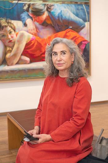 Xenia Hausner Empfang - Albertina, Wien - Di 08.06.2021 - Brigitte KARNER39