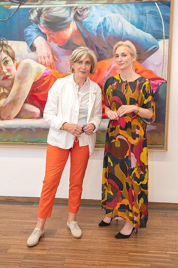 Xenia Hausner Empfang - Albertina, Wien - Di 08.06.2021 - 43