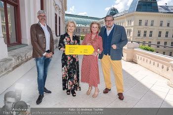 Bergauf mit Cultour - Albertina, Wien - Do 10.06.2021 - Werner FRIESER, Michael SCHADE, Ildiko RAIMONDI, Elisabeth GÜRT4