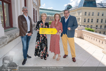 Bergauf mit Cultour - Albertina, Wien - Do 10.06.2021 - Werner FRIESER, Michael SCHADE, Ildiko RAIMONDI, Elisabeth GÜRT5