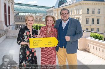 Bergauf mit Cultour - Albertina, Wien - Do 10.06.2021 - Michael SCHADE, Ildiko RAIMONDI, Elisabeth GÜRTLER8