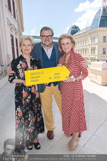 Bergauf mit Cultour - Albertina, Wien - Do 10.06.2021 - Michael SCHADE, Ildiko RAIMONDI, Elisabeth GÜRTLER9