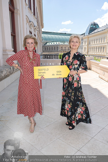 Bergauf mit Cultour - Albertina, Wien - Do 10.06.2021 - Ildiko RAIMONDI, Elisabeth GÜRTLER10