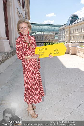Bergauf mit Cultour - Albertina, Wien - Do 10.06.2021 - Elisabeth GÜRTLER11