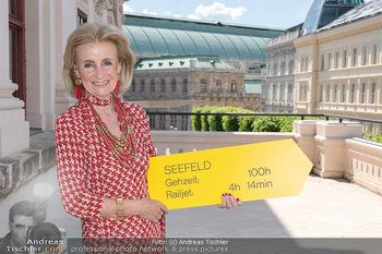 Bergauf mit Cultour - Albertina, Wien - Do 10.06.2021 - Elisabeth GÜRTLER13