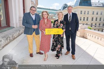 Bergauf mit Cultour - Albertina, Wien - Do 10.06.2021 - Ildiko RAIMONDI, Klaus Albrecht SCHRÖDER, Michael SCHADE, Elisa28