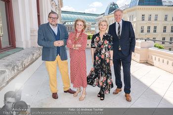 Bergauf mit Cultour - Albertina, Wien - Do 10.06.2021 - Ildiko RAIMONDI, Klaus Albrecht SCHRÖDER, Michael SCHADE, Elisa29