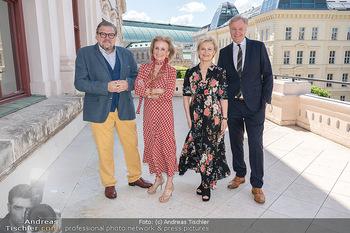 Bergauf mit Cultour - Albertina, Wien - Do 10.06.2021 - Ildiko RAIMONDI, Klaus Albrecht SCHRÖDER, Michael SCHADE, Elisa30