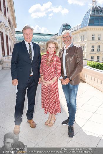 Bergauf mit Cultour - Albertina, Wien - Do 10.06.2021 - Klaus Albrecht SCHRÖDER, Elisabeth GÜRLTER, Werner FRIESER35