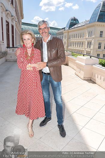 Bergauf mit Cultour - Albertina, Wien - Do 10.06.2021 - Klaus Albrecht SCHRÖDER, Elisabeth GÜRLTER, Werner FRIESER36
