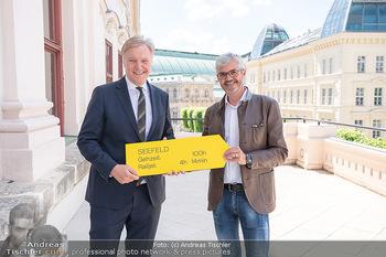 Bergauf mit Cultour - Albertina, Wien - Do 10.06.2021 - Klaus Albrecht SCHRÖDER, Werner FRIESER39