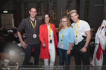 Art of Cart Formular Gastronomie - Ottakringer Brauerei, Wien - Sa 12.06.2021 - Tobias FRANK, Christane WENCKHEIM, Doris KREJCAREK, Florian GSCH43