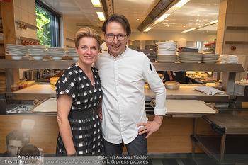 Salzburger Land - Alpine Küche - Steirereck, Wien - Di 15.06.2021 - Birgit und Heinz REITBAUER6