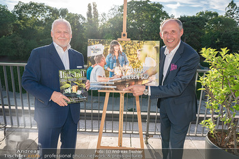 Salzburger Land - Alpine Küche - Steirereck, Wien - Di 15.06.2021 - Leo BAUERNBERGER, Wolfgang ROSAM43