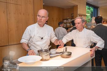 Salzburger Land - Alpine Küche - Steirereck, Wien - Di 15.06.2021 - Rudolf und Karl OBAUER92