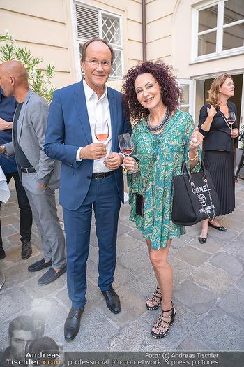 Mauro Maloberti Geburtstag - Pizzeria Regina Margherita, Wien - Mi 16.06.2021 - Ernst MINAR, Christina LUGNER8