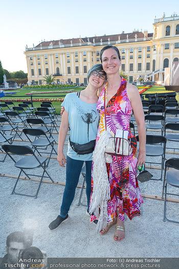 Sommernachtskonzert 2021 - Schönbrunn, Wien - Fr 18.06.2021 - 10