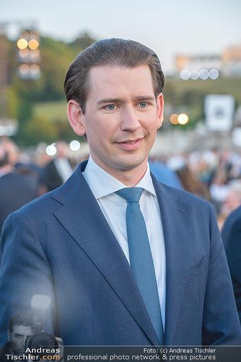 Sommernachtskonzert 2021 - Schönbrunn, Wien - Fr 18.06.2021 - Sebastian KURZ (Portrait)47