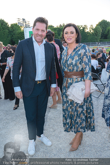Sommernachtskonzert 2021 - Schönbrunn, Wien - Fr 18.06.2021 - Daniel SERAFIN, Elisabeth KÖSTINGER52