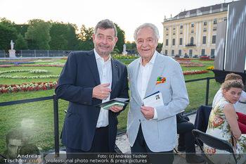 Sommernachtskonzert 2021 - Schönbrunn, Wien - Fr 18.06.2021 - Stephan OTTRUBAY, Harald SERAFIN68