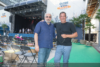 Kultursommer Opening - Globe Wien Open Air - So 20.06.2021 - Michael NIAVARANI, Viktor GERNOT1