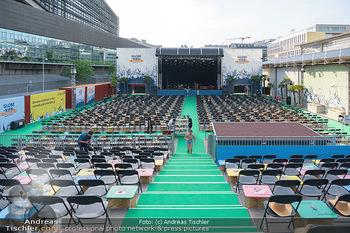 Kultursommer Opening - Globe Wien Open Air - So 20.06.2021 - Freiluftbühne GLOBE WIEN zwischen T-Mobile und Marx Halle2