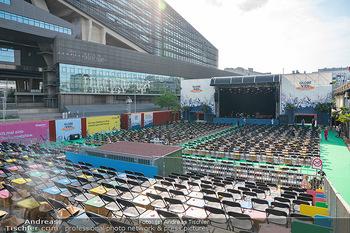 Kultursommer Opening - Globe Wien Open Air - So 20.06.2021 - Freiluftbühne GLOBE WIEN zwischen T-Mobile und Marx Halle3