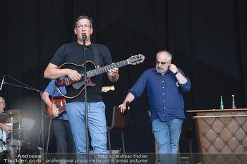 Kultursommer Opening - Globe Wien Open Air - So 20.06.2021 - Michael NIAVARANI, Viktor GERNOT gemeinsam auf der Bühne, Bühn6