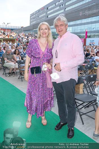 Kultursommer Opening - Globe Wien Open Air - So 20.06.2021 - Claudia STÖCKL, Matthias SCHIFFER41