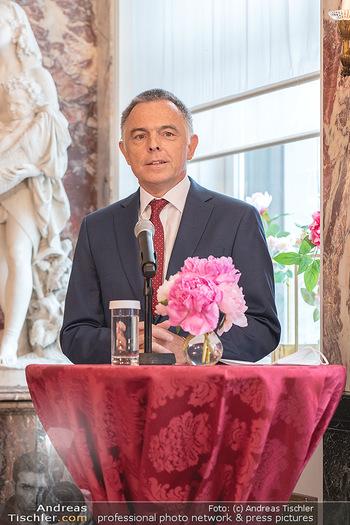 Sacher´s Artist Collection - Hotel Sacher, Wien - Di 22.06.2021 - Rainer RIEDL11
