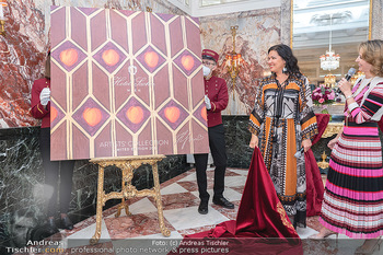 Sacher´s Artist Collection - Hotel Sacher, Wien - Di 22.06.2021 - Alexandra WINKLER, Anna NETREBKO15