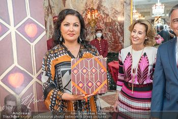 Sacher´s Artist Collection - Hotel Sacher, Wien - Di 22.06.2021 - Alexandra WINKLER, Anna NETREBKO29
