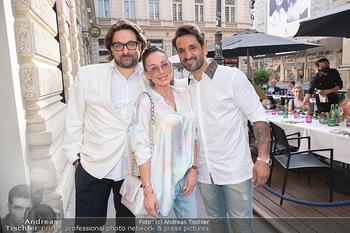 Thai Select - Restaurand Patara - Mi 23.06.2021 - Ines und Fadi MERZA, Roberto PAVLOVIC-HARIWIJADI18