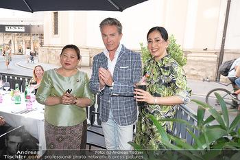 Thai Select - Restaurand Patara - Mi 23.06.2021 - Morakot SRISWASDI, Alfons HAIDER, Onanood PHADOONGVITHEE23